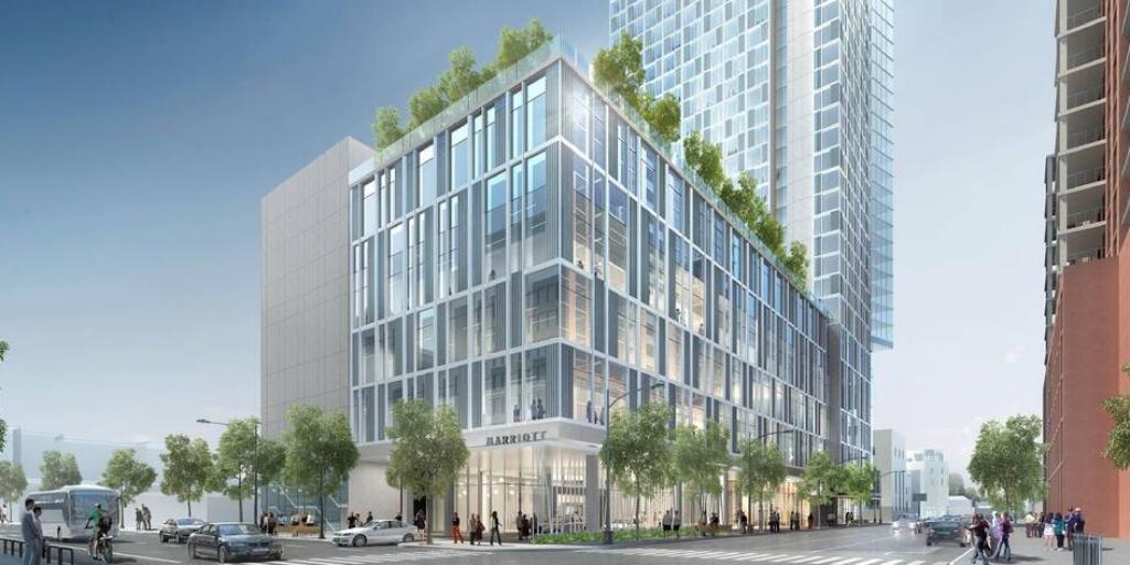 Especial grupo: Marriott International agregará 1.000 hoteles a su portfolio global [informe de construcción]