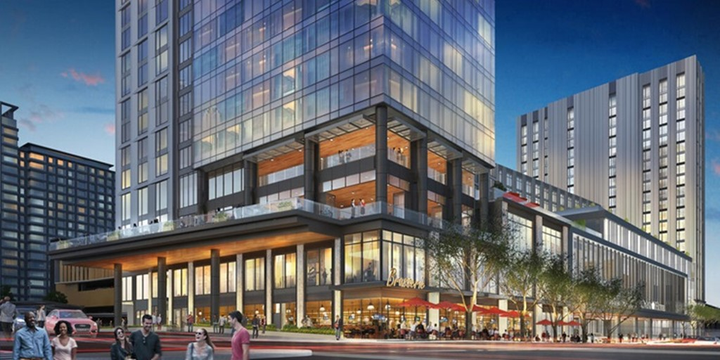 Project of the week: Omni Boston Hotel at the Seaport