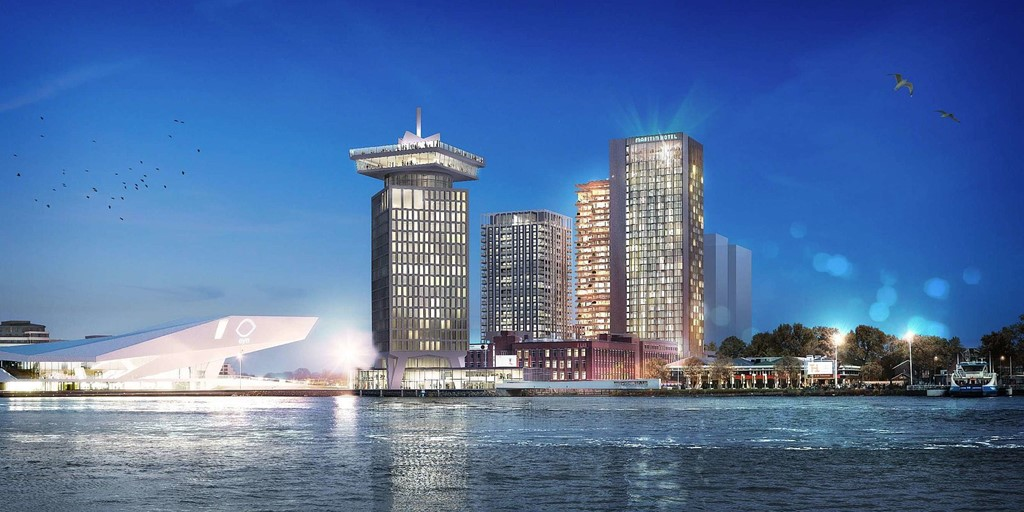 Project of the week: Maritim Hotel Amsterdam
