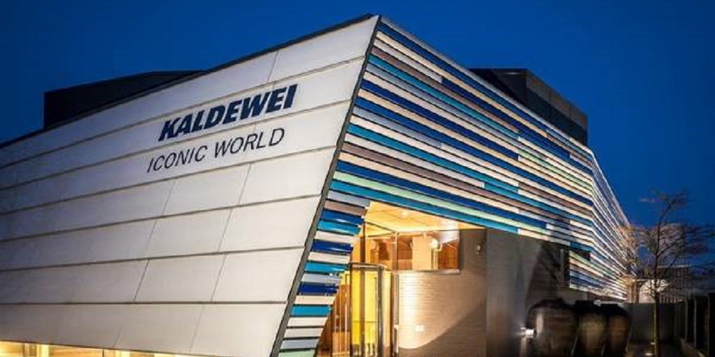 """""""Lunch & Learn"""": Kaldewei informs about trade fair news"""
