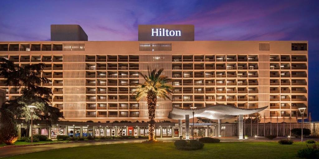 COVID-19 hotel development analysis: Hilton Worldwide [Infographic]