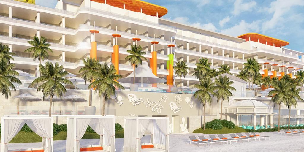 Spongebob Squarepants hotel in Mexico postpones opening