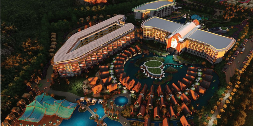 Project of the Week: Paramount Resort Lombok