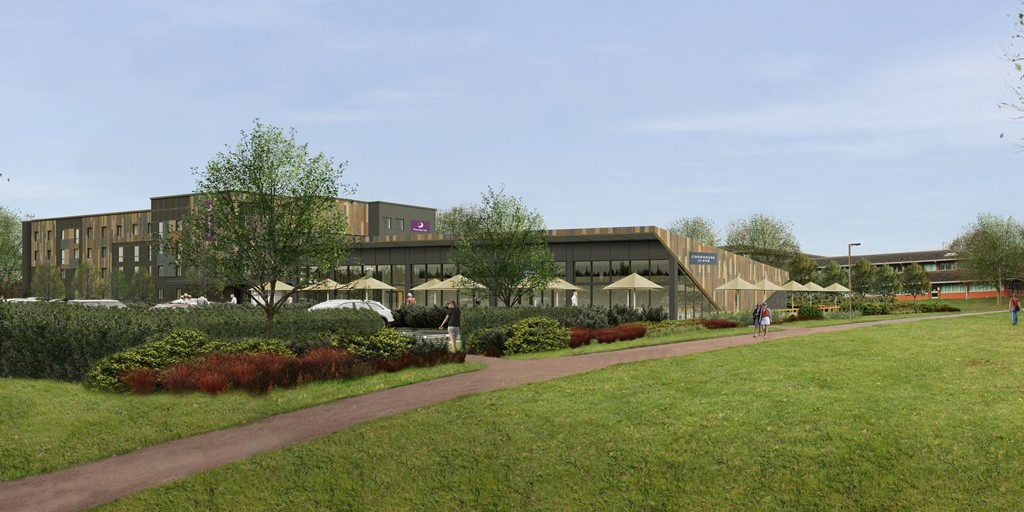 Premier Inn owner secures go-ahead for new hotel in Milton Keynes
