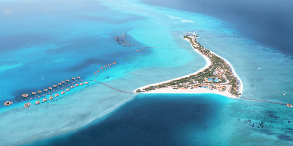 Prime Red Sea locations earmarked for hospitality development