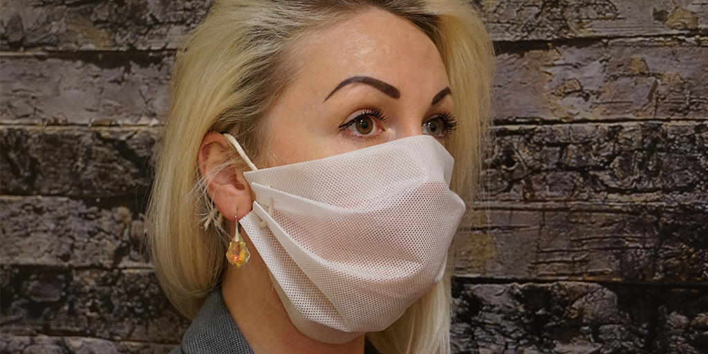 Washable face masks – made in EU by SFP Hospitality GmbH