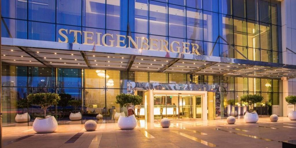 New leadership at Steigenberger Hotels: André Witschi takes over