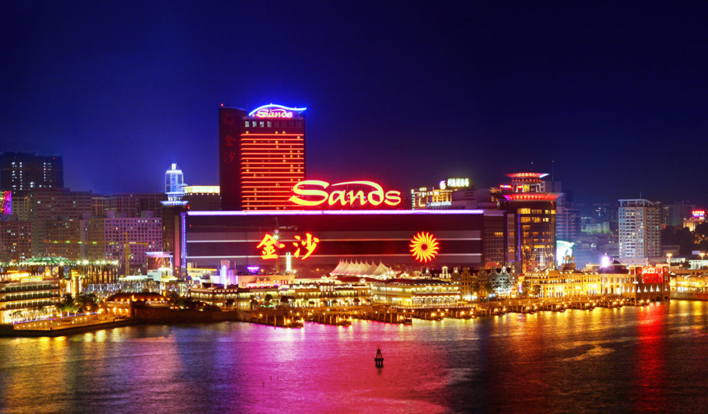 Sands China heads for a sustainable future in a post-Covid world