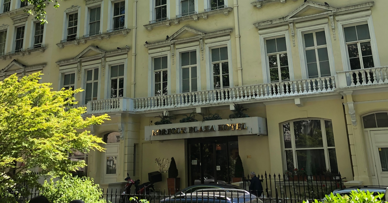 Dexter Moren Associates to transform listed Westminster building into hotel