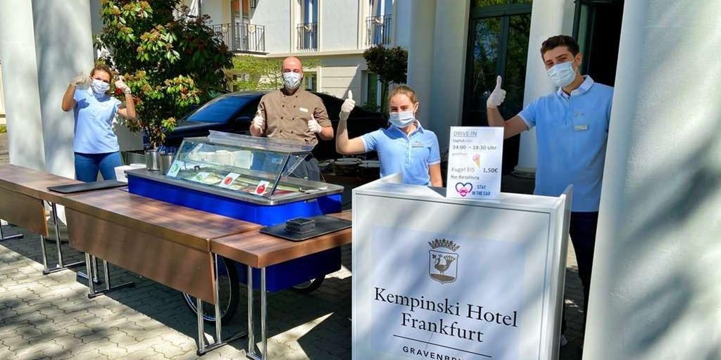 Creatividad en medio de la crisis: Kempinski muestra cómo los hoteles pueden estar en contacto con los huéspedes