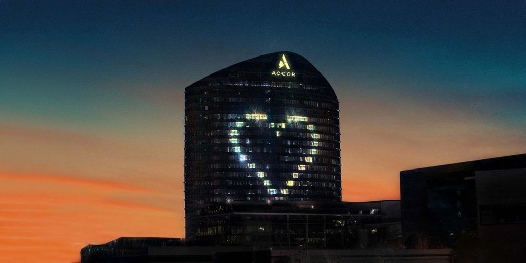 """Hotel giant Accor hails """"initial signs of business recovery"""" [Construction Report]"""