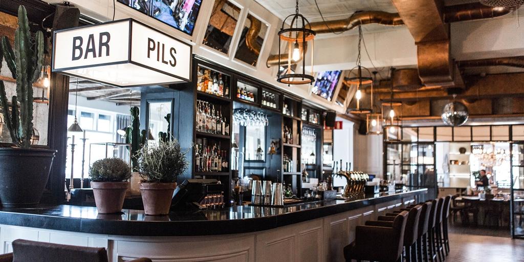 Hotel sueco transforma las habitaciones que no se utilizan en restaurantes pop-up