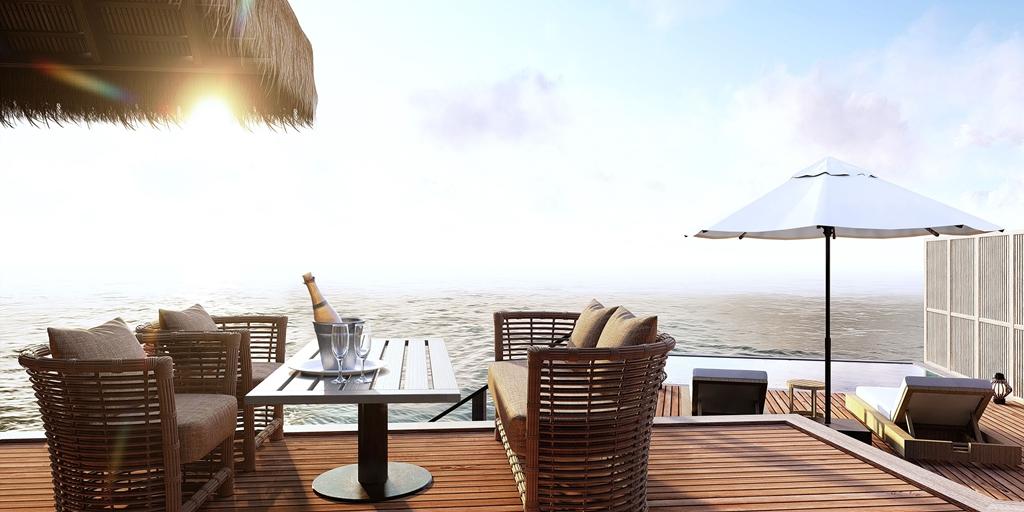 Conrad Maldives Rangali Island muestra su nuevo diseño de villas