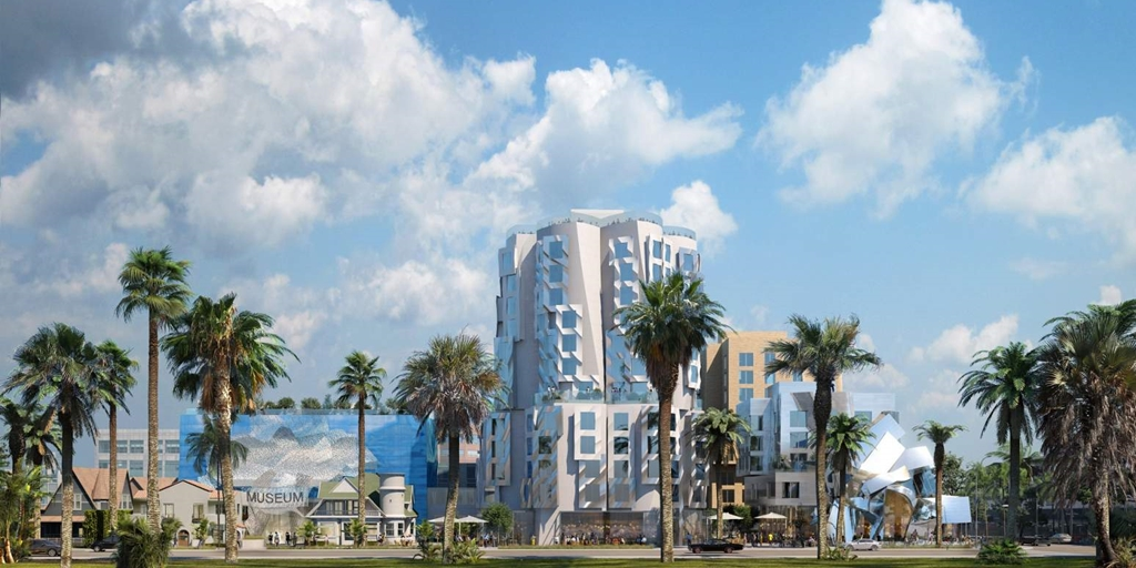 Frank Gehry's Ocean Avenue Project forges ahead in LA