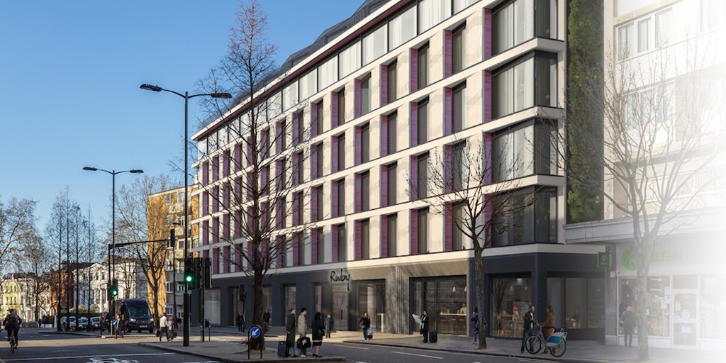 Ruby set to sparkle with third London hotel