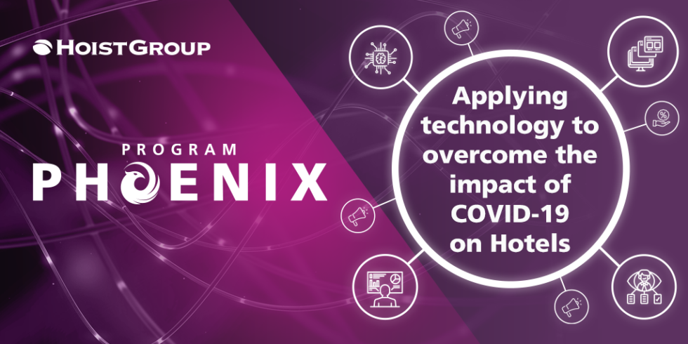 Announcing Program Phoenix: Use TECH to overcome the impact of COVID-19