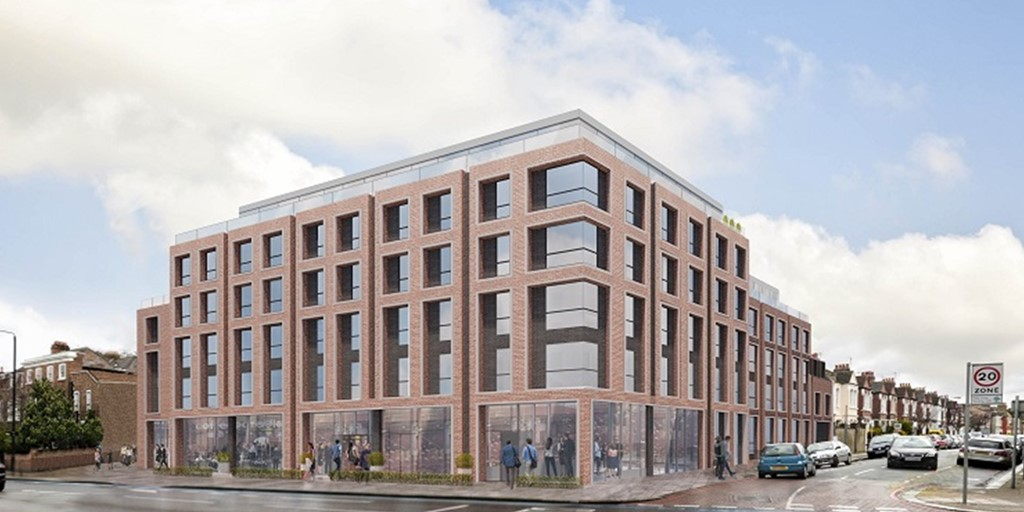 LHG's revised aparthotel scheme in Tooting secures green light