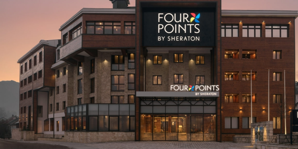 Brand overview: Four Points by Sheraton to add over 15,000 rooms [Infographic]