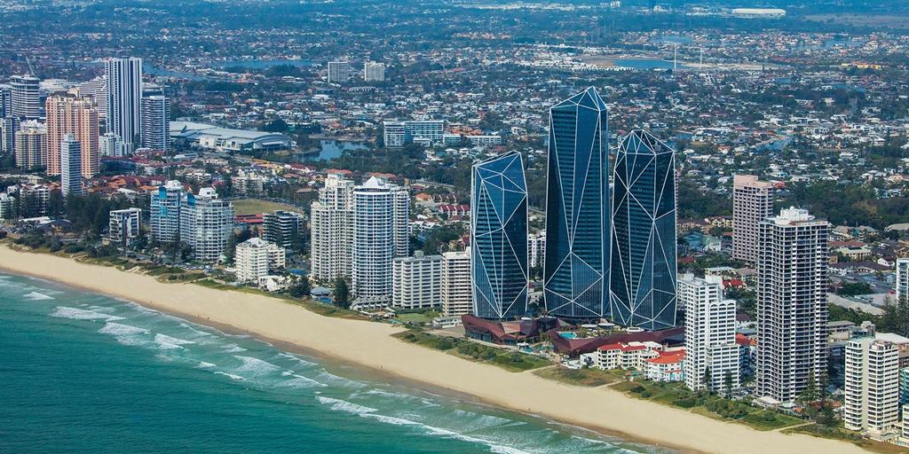 El Langham se prepara para su lanzamiento en Gold Coast en 2021 [infografía]
