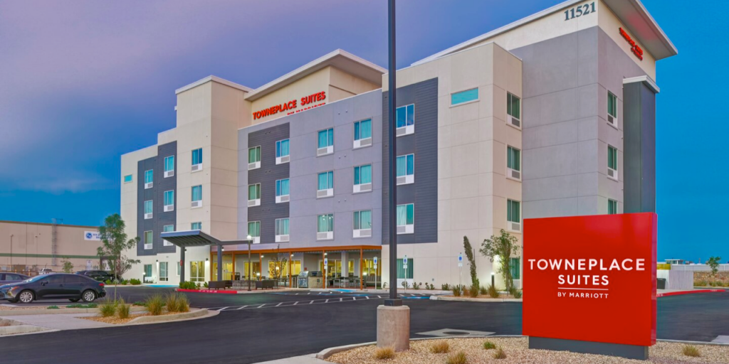 New extended-stay hotel for the Lone Star State