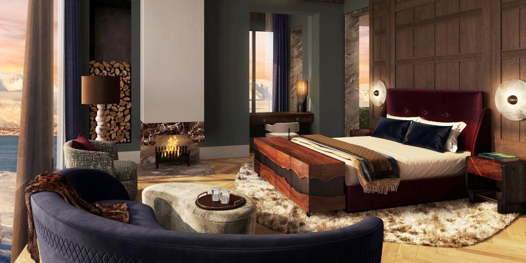 Bergman Interiors muestra un impresionante hotel spa escandinavo