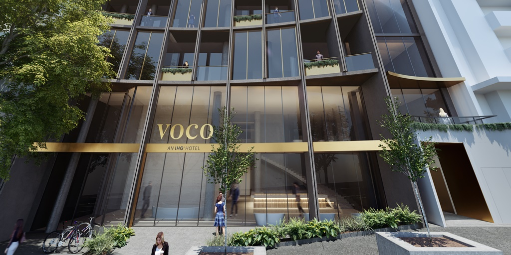 IHG's new voco hotel to focus on 'Me Time'