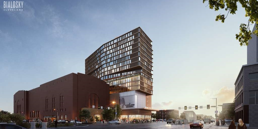 Dream Hotels lines up Cleveland debut