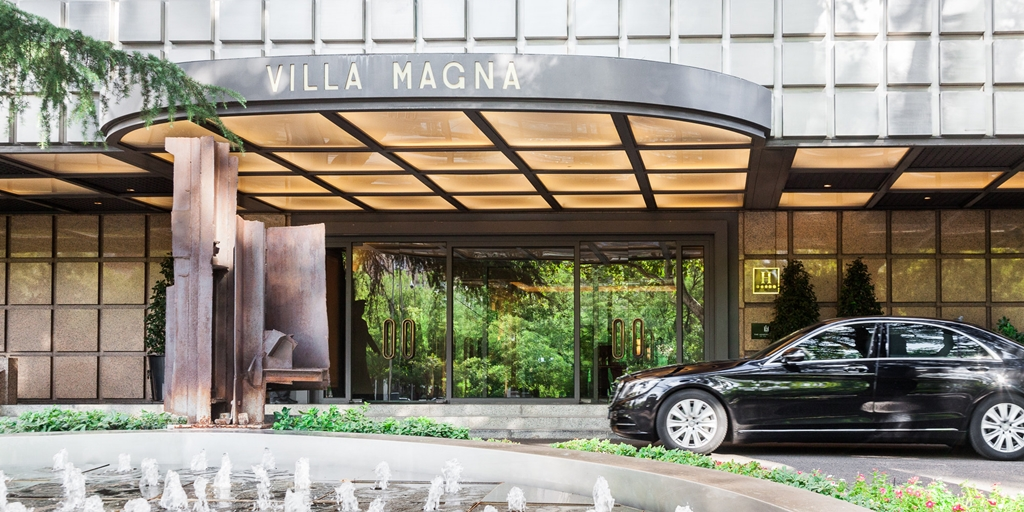 Hotel Villa Magna to become Rosewood's first Spanish property