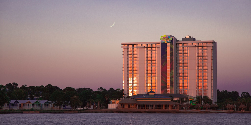 Lakeside resort becomes Margaritaville's first property in Texas