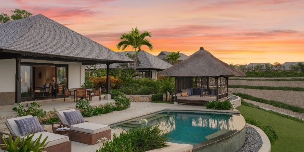 Raffles debuts in Bali with exclusive wellness oasis