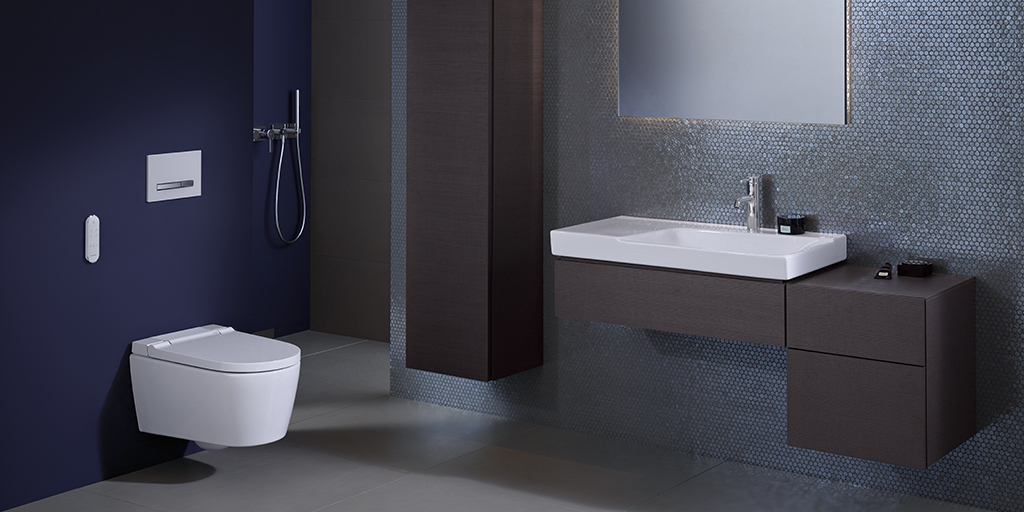 Four tips for more luxury in the bathroom