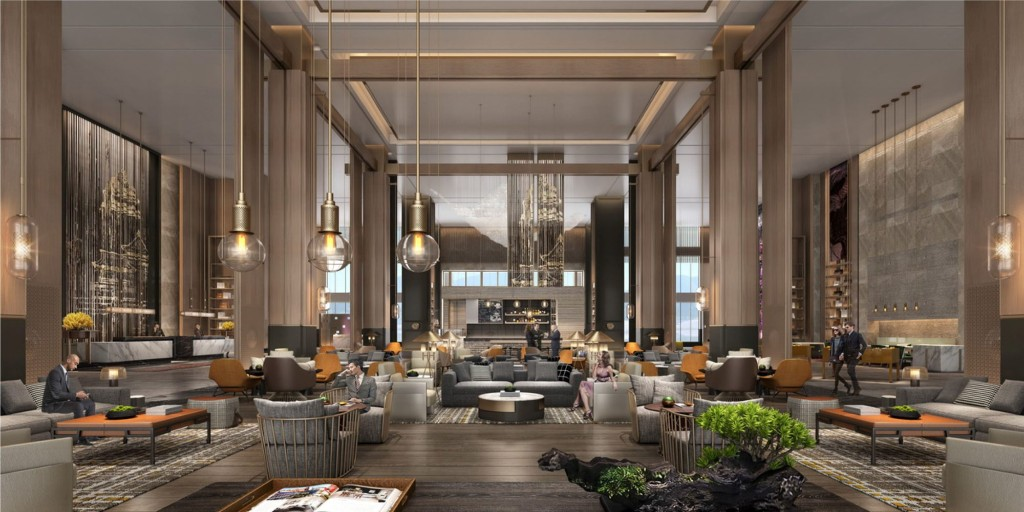 Pullman makes its debut in historic Chinese city
