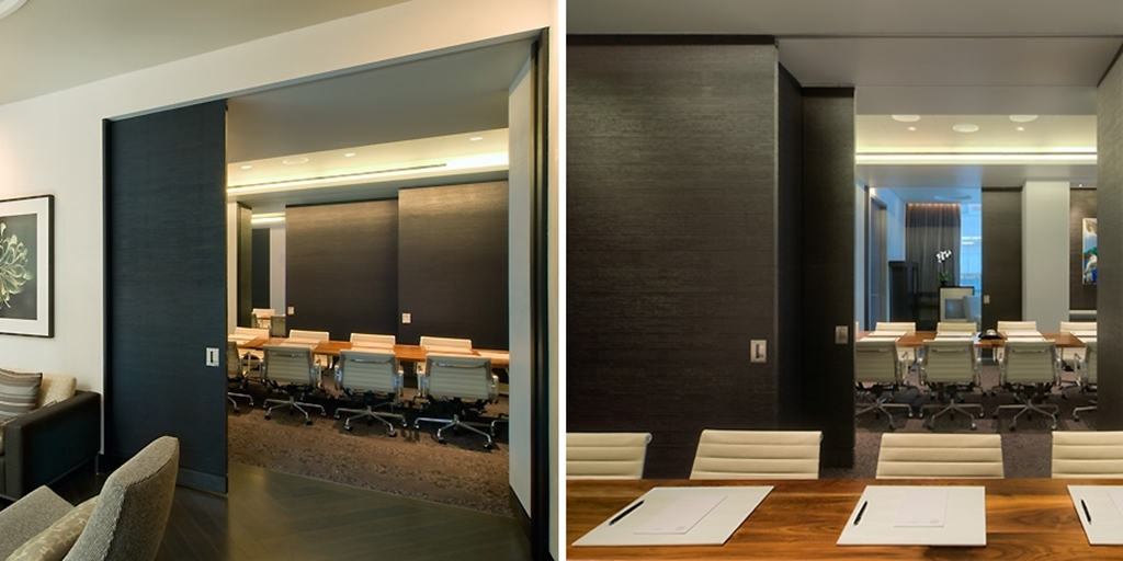 Premium conference environments space planning at Hyatt Hotel New York