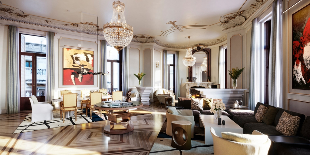 Eagerly awaited Four Seasons Hotel Madrid set to welcome first guests
