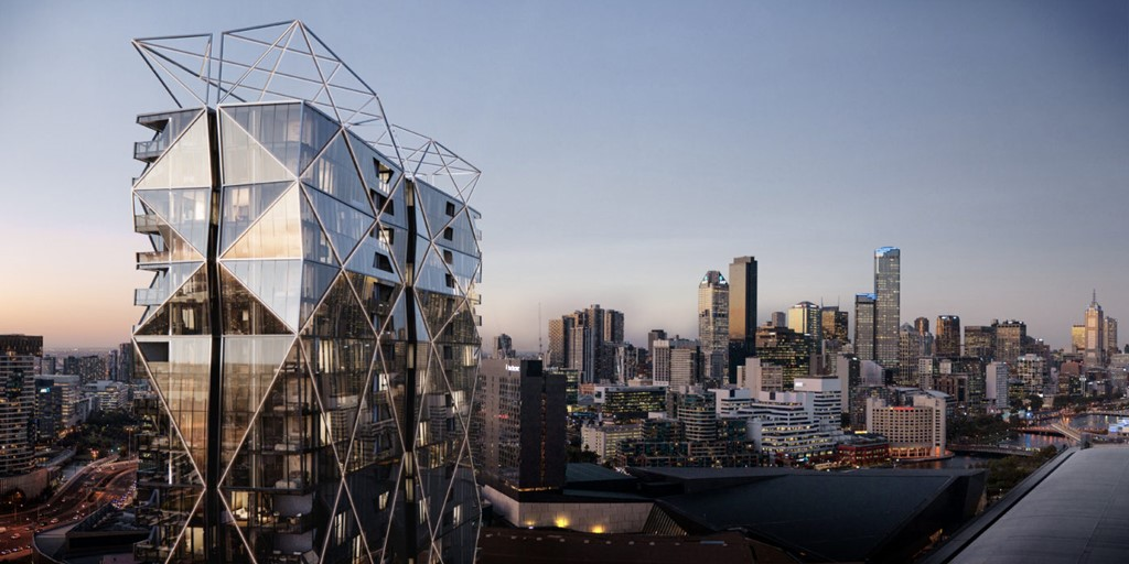 Project of the Week: AC Hotel by Marriott Melbourne Southbank