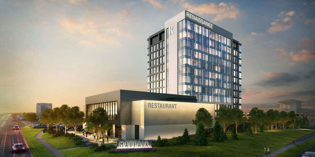 Wisconsin's first Renaissance hotel prepares to open