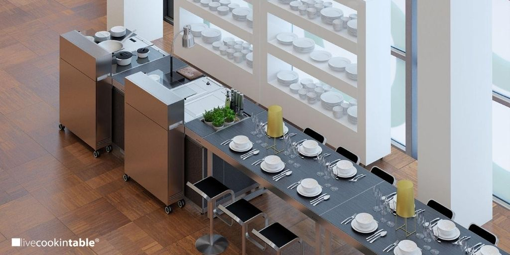 livecookintable sustainability in modular and timeless design