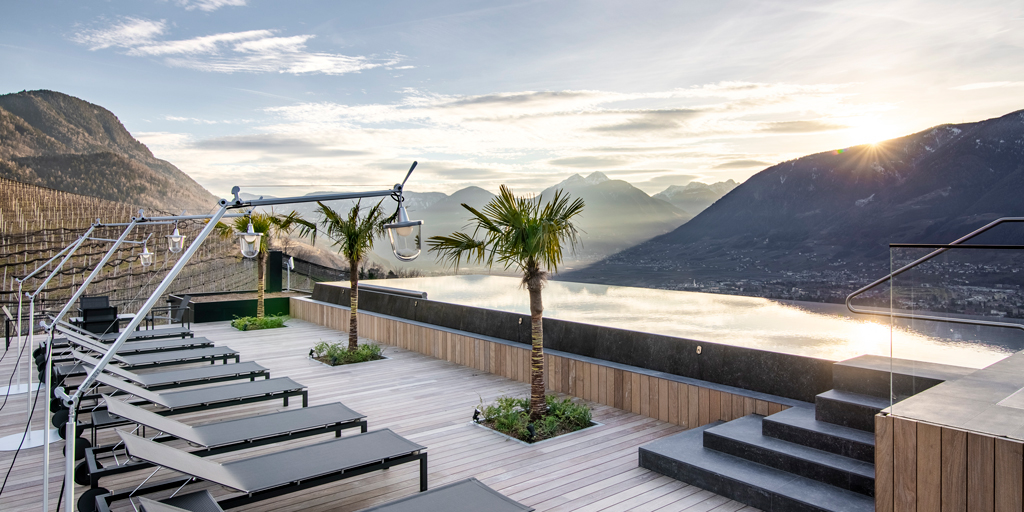 Meet Tribù at Apartment 7, an exclusive five-star apartment house in Merano