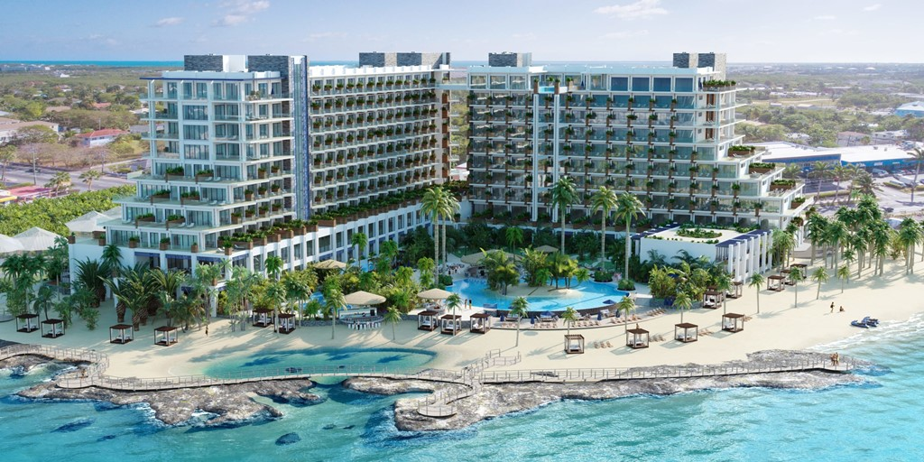 Project in focus: Grand Hyatt Grand Cayman Hotel and Residences