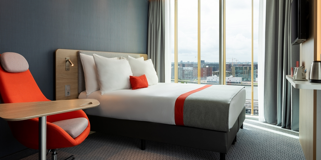 IHG opens Europe's largest Holiday Inn Express hotel