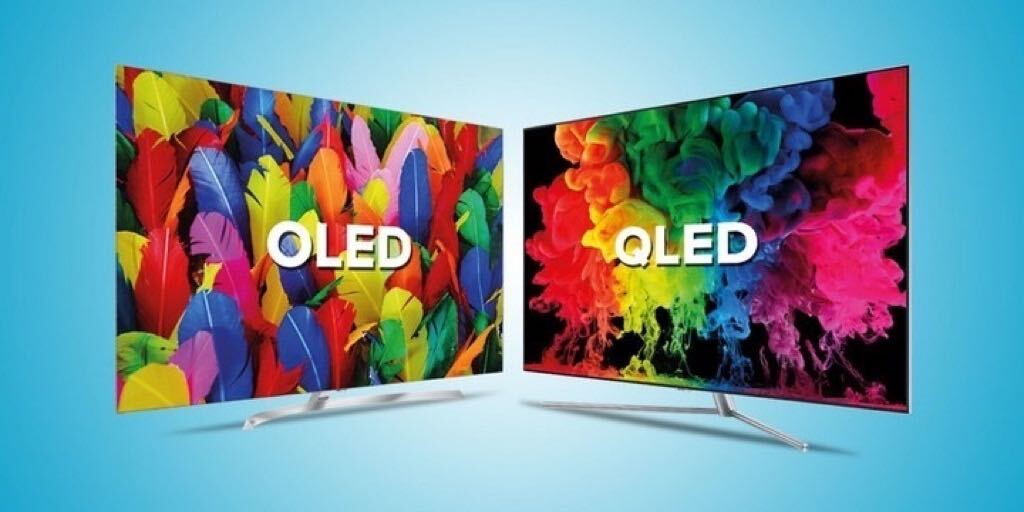 OLED vs QLED – what's the difference?
