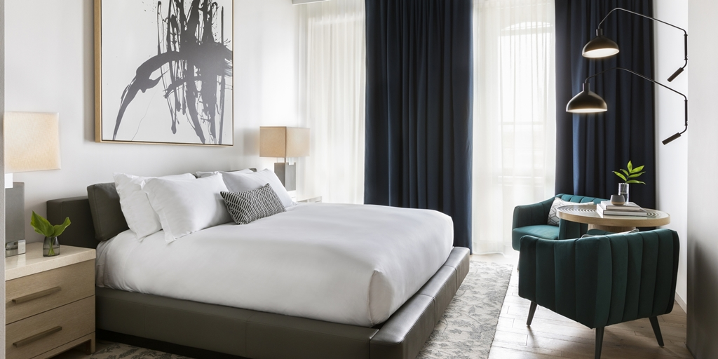 Kimpton Pittman Hotel opens in historic Dallas landmark