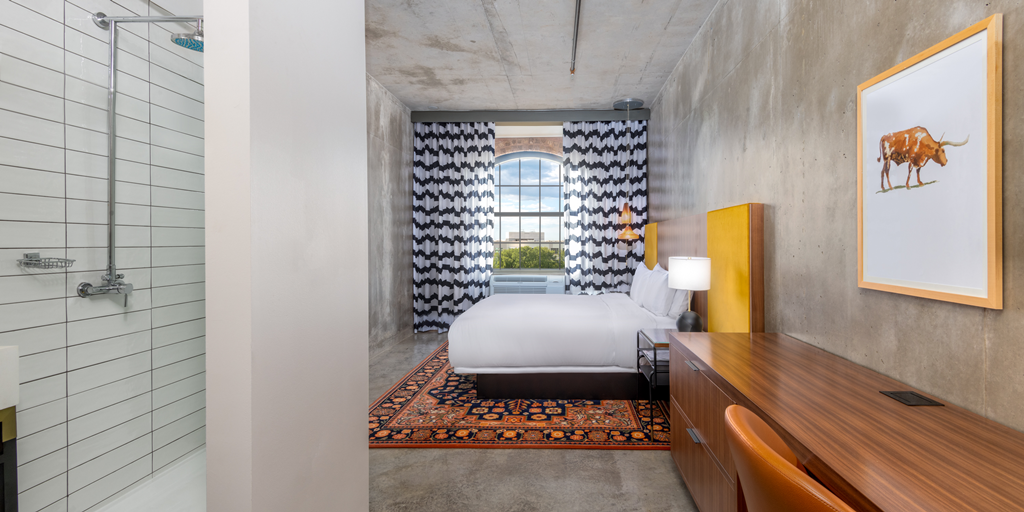 Renovation work completed on two Tapestry Collection hotels