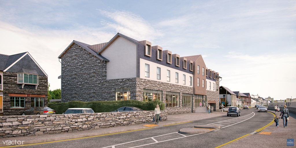 Revised plans lodged for a Premier Inn hotel in Keswick
