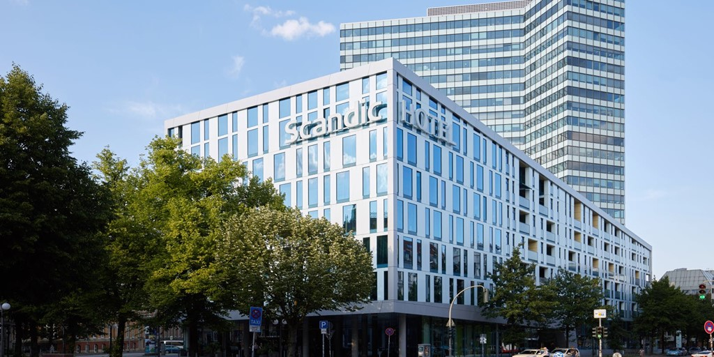Covid19 hotel development analysis: Scandic