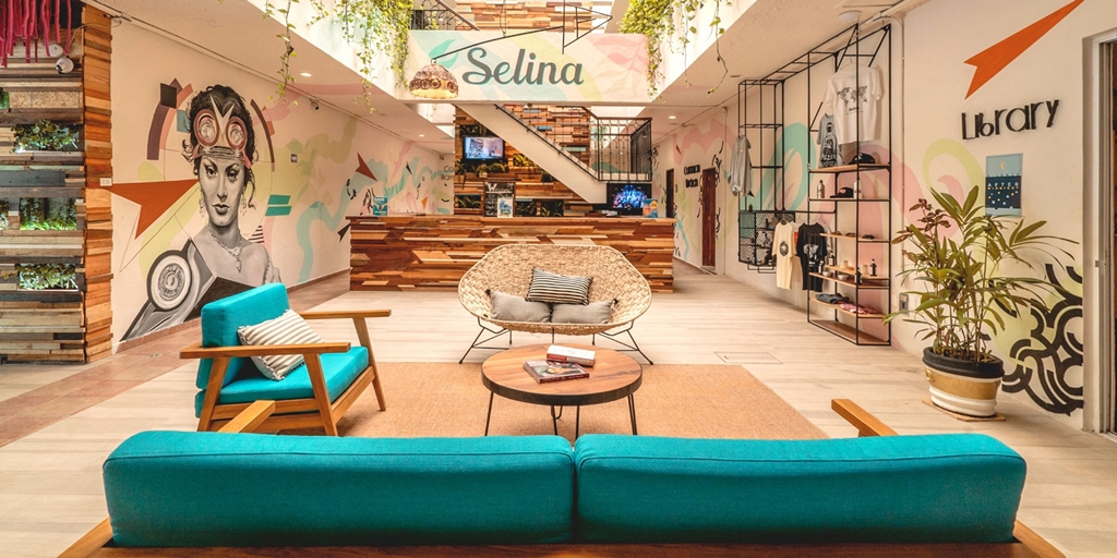 Covid19 hotel development analysis: Selina