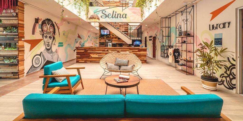 Covid19 hotel development analysis: Selina