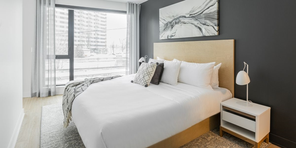 Reimagining the aparthotel: Montréal's latest opening turns heads