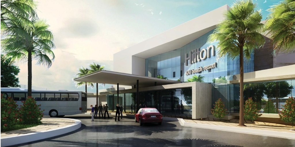 Project in Focus: Hilton Kai Sokhna