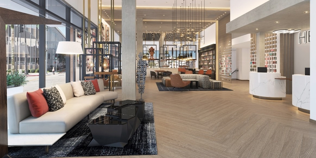 HBA-designed boutique hotel opens in California